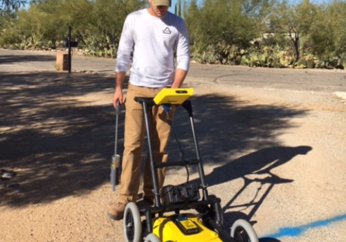 Ground Penetrating Radar in Tucson AZ